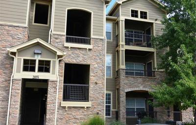 Erie Condo/Townhouse Under Contract: 2855 Blue Sky Circle #3-203