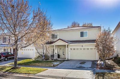 Denver Single Family Home Active: 18728 East 52nd Avenue