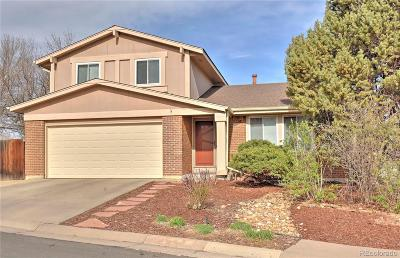 Cotton Creek Single Family Home Under Contract: 10891 Vrain Street