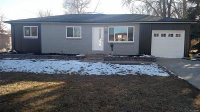 Arvada Single Family Home Under Contract: 10050 West 64th Avenue