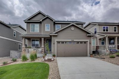 Castle Rock Single Family Home Active: 7668 Blue Water Lane