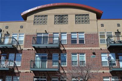 Lone Tree Condo/Townhouse Under Contract: 10184 Park Meadows Drive #1315