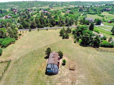 Castle Rock Residential Lots & Land Under Contract: Lot 4, Block 4 Surrey Ridge Unit 4 Land
