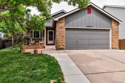 Highlands Ranch Single Family Home Active: 6884 Amherst Court