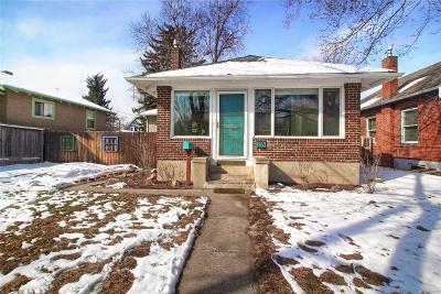 Single Family Home Under Contract: 1853 South Emerson Street