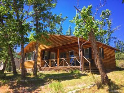 Leadville Single Family Home Active: Cabin #4 Mt Massive Trout Club