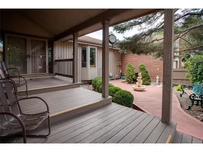 Denver Condo/Townhouse Under Contract: 2601 South Quebec Street #3