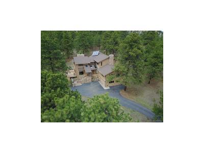 Jefferson County Single Family Home Under Contract: 34066 Ranchero Road
