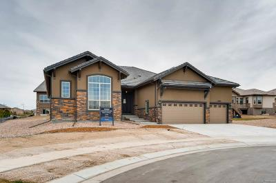 Anthem Ranch Single Family Home Active: 15836 Diamond Point