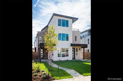 Denver Condo/Townhouse Active: 1574 Wolff Street