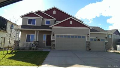 Berthoud Single Family Home Active: 2127 Nicholson Street