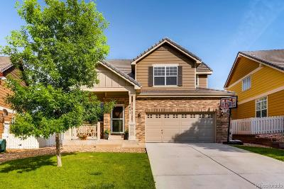 Castle Rock Single Family Home Active: 4071 Bountiful Circle