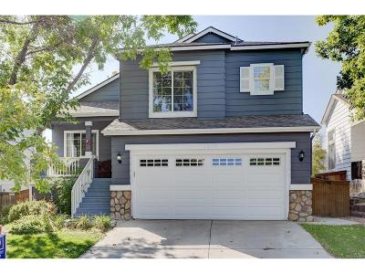 Highlands Ranch Single Family Home Active: 9373 Wolfe Place