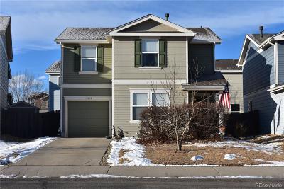 Longmont Single Family Home Under Contract: 10575 Durango Place