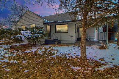 Keenesburg Single Family Home Active: 34693 County Road 18