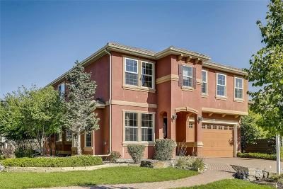 Denver Single Family Home Active: 4883 North Cathay Court
