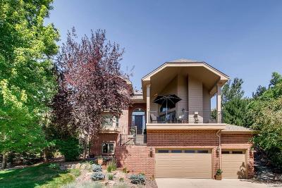 Golden Single Family Home Under Contract: 470 Wyoming Circle