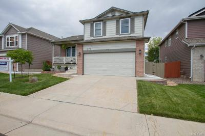Broomfield Single Family Home Under Contract: 2791 West 125th Avenue