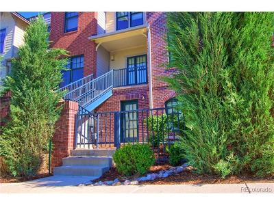 Littleton Condo/Townhouse Active: 1933 West Lilley Avenue