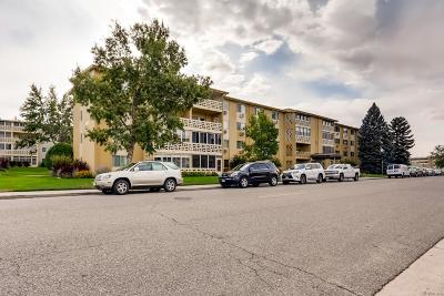 Denver Condo/Townhouse Active: 695 South Alton Way #8C