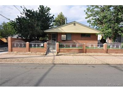 Denver Single Family Home Active: 4249 West 49th Avenue