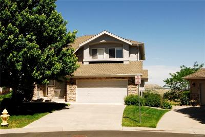 Castle Rock CO Single Family Home Under Contract: $479,000