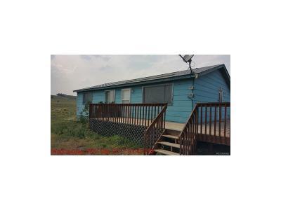 Hartsel Single Family Home Active: 547 Easton Road