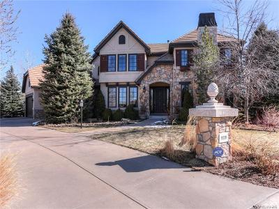 Heritage Hills Single Family Home Active: 9339 East Star Hill Trail
