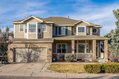 Castle Pines Single Family Home Active: 577 Stonemont Drive
