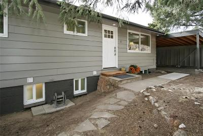 Conifer Single Family Home Under Contract: 25694 Stansbery Street