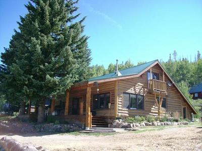 Routt County Single Family Home Active: 61156 Main Street