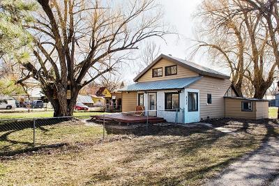 Routt County Single Family Home Active: 531 East Lincoln Avenue