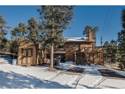 Conifer Single Family Home Under Contract: 30509 Rand Road