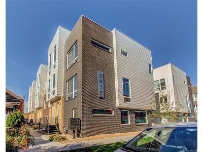Denver CO Condo/Townhouse Active: $539,000