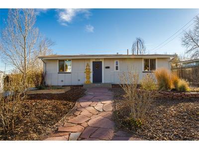 Denver CO Single Family Home Active: $239,000