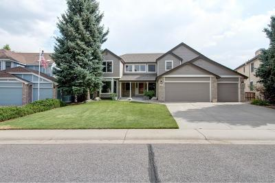 Highlands Ranch Single Family Home Under Contract: 9951 Prairie Falcon Lane