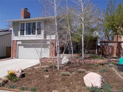 Aurora CO Single Family Home Active: $375,000