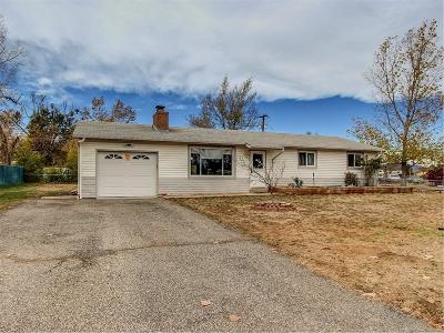 Golden Single Family Home Active: 4455 Gardenia Street
