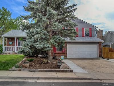 Broomfield Single Family Home Under Contract: 3152 Rock Creek Drive