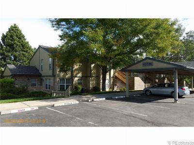 Condo/Townhouse Sold: 2720 East Otero Place #5
