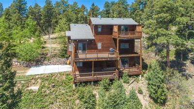Larkspur CO Single Family Home Under Contract: $419,000