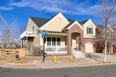 Arvada Single Family Home Under Contract: 13591 West 85th Drive