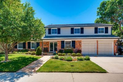 Denver CO Single Family Home Under Contract: $659,900