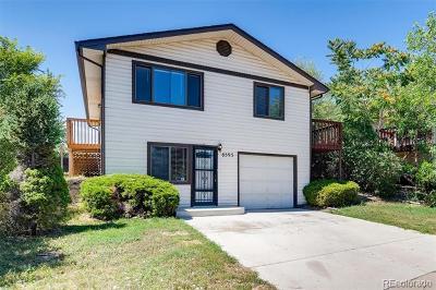 Aurora, Denver Single Family Home Active: 8595 McDougal Street