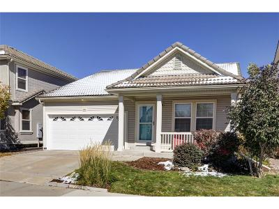 Castle Rock Single Family Home Active: 1800 Quartz Street