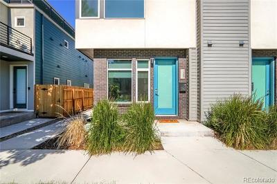 West Colfax Condo/Townhouse Active: 1387 Xavier Street