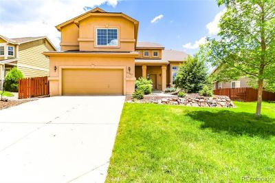 El Paso County Single Family Home Active: 10323 Biscayne Drive