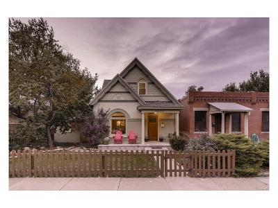 Single Family Home Under Contract: 1583 South Clarkson Street