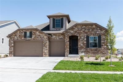 Aurora CO Single Family Home Active: $640,696