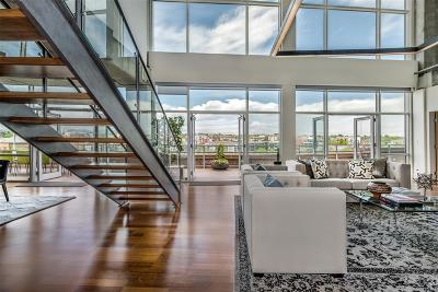 Denver Condo/Townhouse Under Contract: 1610 Little Raven Street #PH1